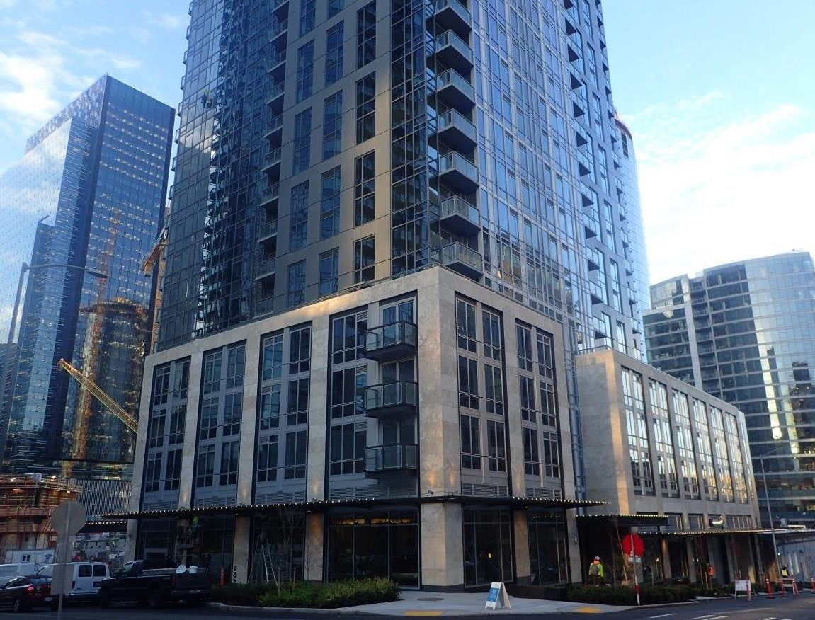 vallone design elegant office. Delighful Office Kpmg Seattle Office Office Building Downtown Seattle Wa 2017  To Vallone Design Elegant Office
